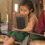 Birma Actie schoolmeisje