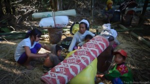 Kachin IDP's 2